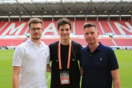 Laurent Stephan, Wincent Weiss, Michael Jodl