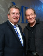 Claus R. Mayer und Michael Mendl